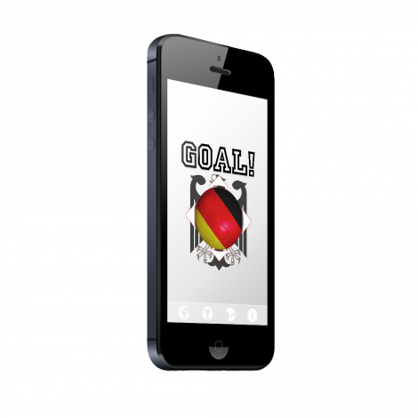 Goal App version 3 WorldCup 2014 Brazil