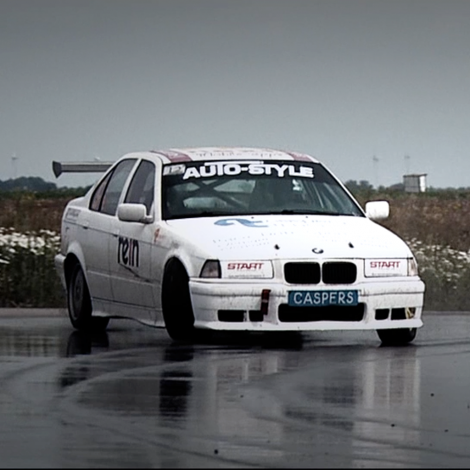 Corporate video Drifting course