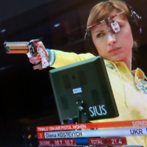Webcast of the European Championships Air Rifle and Air Pistol