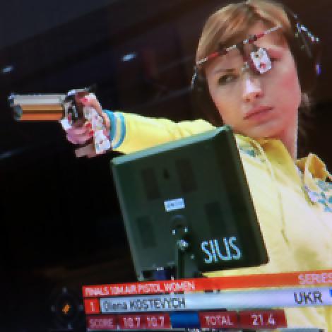 Webcast van de Europesche Kampioenschappen luchtgeweer en luchtpistool