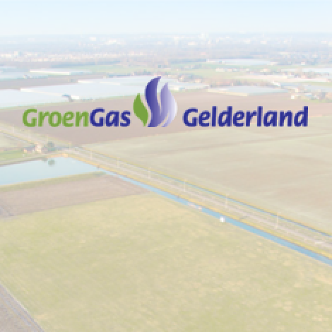 Website Groen Gas Gelderland