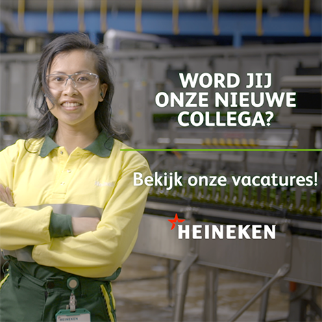 Career video's HEINEKEN Nederland