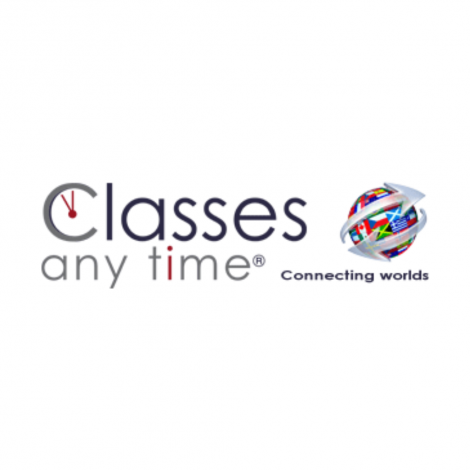 Website Classes Anytime - Brasil