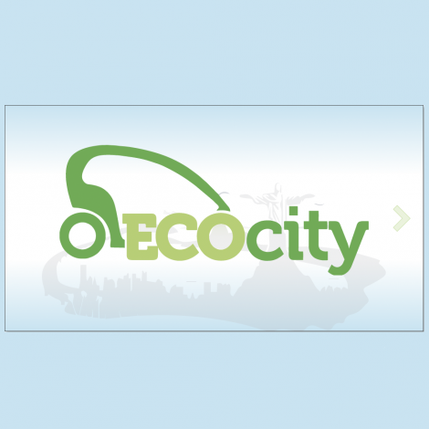 HTML5 animation EcoCity