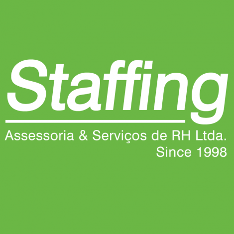 Website com CMS para Staffing